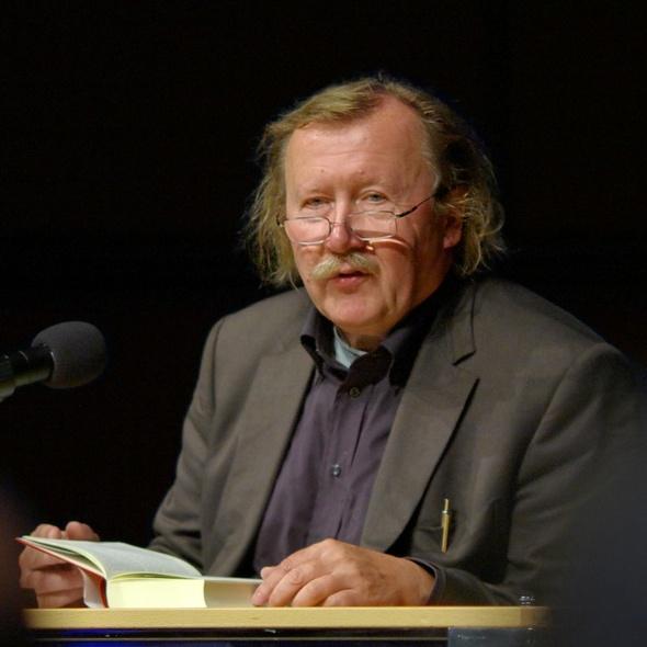 Peter Sloterdijk - bei einer Buchlesung 2009
