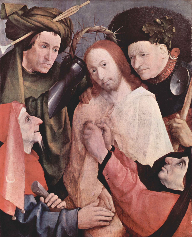 Dornenkroenung - Hieronymus Bosch