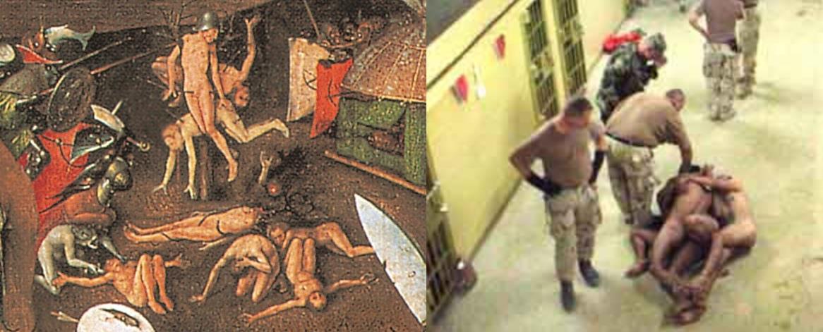 Das jüngste Gericht – Abu-Ghuraib 2003