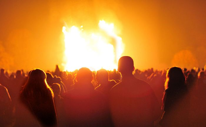 Bonfire Night 2010
